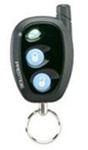 AudioVox 07S3BP Car Alarm Remote Control