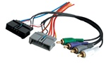 Chrysler 1817R/1818 Amplified System Radio Harness