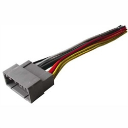 car stereo radio wire harness dodge ram pickup 2500 3500. Black Bedroom Furniture Sets. Home Design Ideas