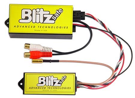 Blitzsafe Bmw Aux Dmx V 1 Dsp Bmw Aux Audio Adapter Car