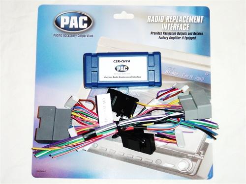 pac c2r chy4 radio adapter