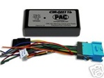 PAC C2R-GM11b Radio Replacement Wire Harness