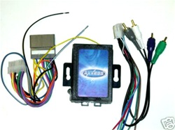 Metra AXXESS CHTO-01 Radio Replacement Wire Harness w/NAV output