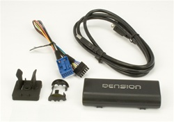 Dension GWL1AI2 Gateway Lite Audi USB Adapter