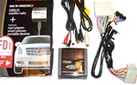 Peripheral iSimple ISFD11 Sirius Radio Adapter w/Aux, Car Stereo Kits, Audio Wiring Harnesses, Installation Equipment, Electronics