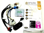 Peripheral iSimple ISGM73 iPod/iPhone Adapter, Car Stereo Kits, Audio Wiring Harnesses, Installation Equipment, Electronics, Accessories & Adapters