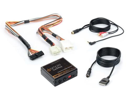 peripheral ishd571 acura honda ipod adapter car stereo. Black Bedroom Furniture Sets. Home Design Ideas