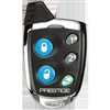 Audiovox Prestige 105BP Remote Control Clicker