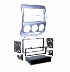 Metra 99-7509 Mazda Radio Replacement Installation Kit