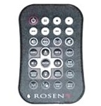 Rosen AC3205 A7/A8/G8/A9 Wireless Remote Control