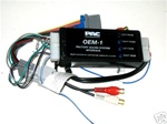 PAC AOEM-GM24 Add an Amplifier Adapter