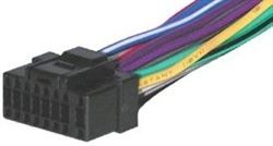 Best Kits BHALP16A Alpine Radio Wire Harness