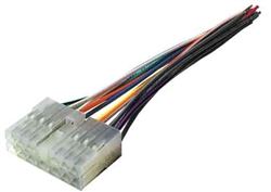 Best Kits BHO1002 OEM Radio Wire Harness