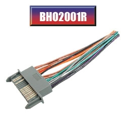 Best Kits BHO2001R OEM Radio Wire Harness