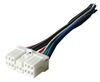 Best Kits BHO7300 OEM Radio Wire Harness