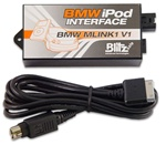 Blitzsafe BMW/M-Link1 V.1 BMW/Mini iPod Adapter
