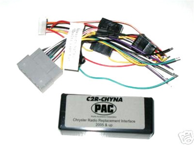 pac c2r chyna radio replacement wire harness car stereo. Black Bedroom Furniture Sets. Home Design Ideas