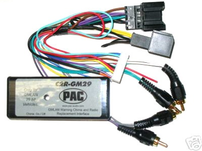 pac c2r gm29 radio replacement wire harness car stereo kits audio rh autosoundcentral com