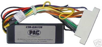 c2rgm32r-2  Bonneville Stereo Wire Harness on exhaust system, pontiac ad, type abs, s302 location, ssei supercharger belt,