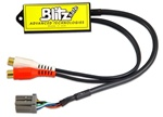 Blitzsafe CHY/AUX DMX V.1AL Chrysler/Dodge/Jeep Aux Audio Adapter