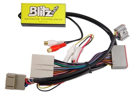 Blitzsafe Ford/CAN Aux Audio Adapter on universal miller by sperian harness, universal radio harness, universal steering column, universal ignition module, universal battery, universal fuel rail, universal fuse box, universal heater core, stihl universal harness, universal equipment harness, lightweight safety harness, construction harness, universal air filter,