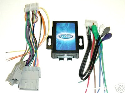 gmos04-2 Radio Wiring Harness For Gmc Sierra on