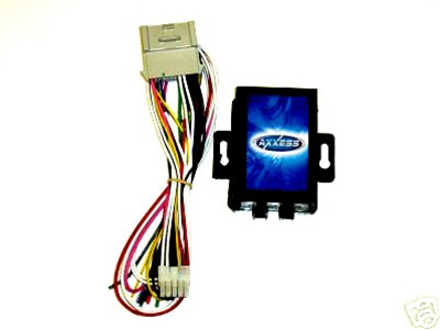 axxess gmrc 02 radio replacement adapter car stereo kits audio rh autosoundcentral com Ford Wiring Harness Kits Ford Wiring Harness Kits