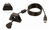GROM Cable-C-USBCBL USB Extension Cable w/two dash mounting options