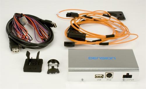 dension gateway gwl1db1 fiber optic usb ipod adapter car stereo rh autosoundcentral com Micro USB Connector Pinout USB to RCA Diagram