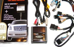 Peripheral iSimple ISGM11 Sirius Radio Adapter w/Aux, Car Stereo Kits, Audio Wiring Harnesses, Installation Equipment, Electronics