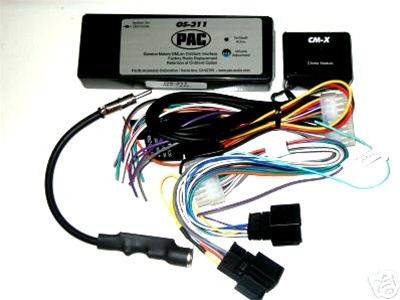 PAC OS-311 LAN OnStar Radio Replacement Wire Harness on