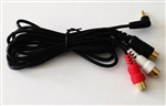Peripheral/PAC RCA/3.5mm Audio Cable