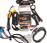 Peripheral iSimple PXAMG/PGHGM5/ISBT21/SCC1/ISSR11 iPhone Music, BlueTooth and Sirius Combo Kit, Car Stereo Kits, Audio Wiring Harness