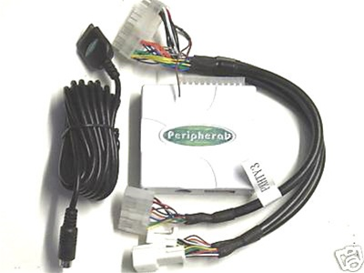 Admirable Peripheral Pxdp Pxhty3 Toyota Ipod Adapter Car Stereo Kits Audio Wiring Digital Resources Bemuashebarightsorg