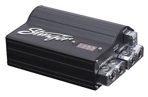 Stinger SPC505 5 Farad 1000 Watts Pro Hybrid Capacitor