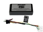 PAC SWI-CAN2 Steering Wheel Radio Control Adapter, Car Stereo Kits, Audio Wiring Harnesses, Installation Equipment, Electronics, Accessories & Adapters