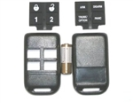 Code Alarm TCB-4 Replacement Remote Transmitter Case w/ Battery