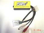 Blitzsafe TOY/AUX DMX V.1 Toyota Aux Audio Adapter, Car Stereo Kits, Audio Wiring Harnesses, Installation Equipment, Electronics, Accessories & Adapters