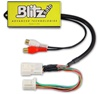 Blitzsafe TOY/AUX DMX V.2 Scion/Toyota Aux Audio Adapter, Car Stereo Kits, Audio Wiring Harnesses, Installation Equipment, Electronics, Accessories & Adapters