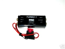 PAC Turbo 1 Adjustable Line Driver, Car Stereo Kits, Audio Wiring Harnesses, Installation Equipment, Electronics, Accessories & Adapters