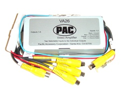 PAC VA26 Video Amplifier w/Switcher