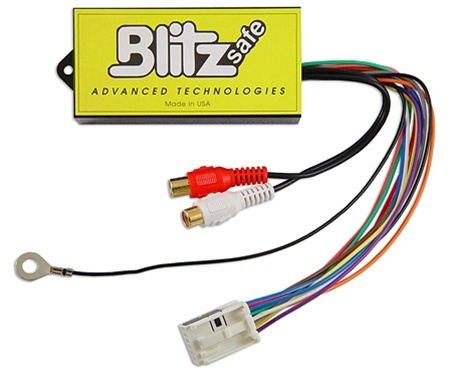 Blitzsafe VW/Aux DMX V 5 Audi VW Aux Audio Adapter